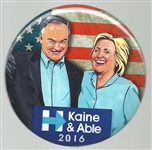 Kaine and Able by Brian Campbell