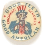 Uncle Sam Good Teeth America
