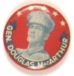 MacArthur Striking Celluloid, Red Background