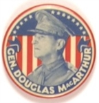 Gen. MacArthur Stars and Stripes