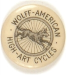High-Art Bicycles by Wolff-American