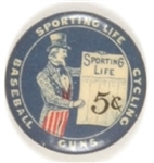 Uncle Sam Sporting Life Magazine
