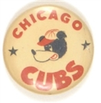 Chicago Cubs Vintage Litho