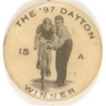 Dayton Bicycle 1897 Winner