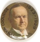 Calvin Coolidge from Presidential Set