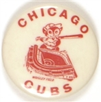 Chicago Cubs Vintage Pin