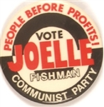 Joelle Fishman Connecticut Communist Party