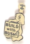 Build With Prescott Bush Litho Tab