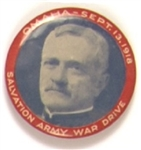 Gen. Pershing Salvation Army War Drive