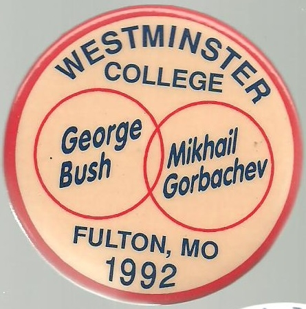 Bush-Gorbachev Westminster College