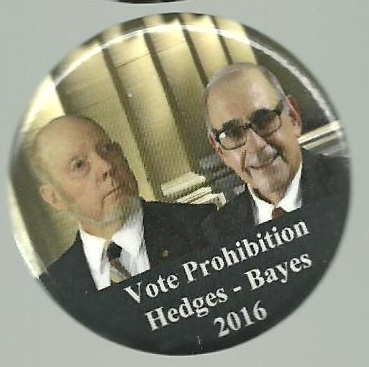 Hedges-Bayes Prohibition Party Jugate
