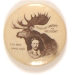 Roosevelt Bull Moose Man of the Hour