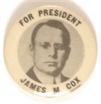 James M. Cox for President