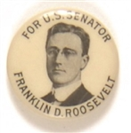 Franklin D. Roosevelt for U.S. Senator