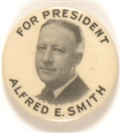 Alfred E. Smith for President Scarce Geraghty Celluloid