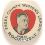 Essex County Women's League Pro Roosevelt