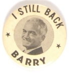 I Still Back Barry
