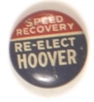 Hoover Speed Recovery