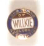 Willkie Long Island Enamel Stud