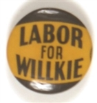 Labor for Willkie