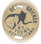 Dewey New York Young Republicans
