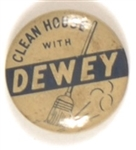 Clean Sweep With Dewey