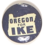 Eisenhower Oregon for Ike