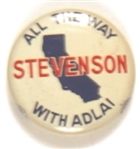 All the Way With Stevenson California