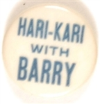 Hari-Kari with Barry