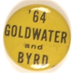 Goldwater and Byrd in 64