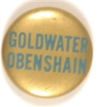Goldwater, Obenshain Virginia Coattail