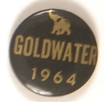 Goldwater 1964 Elephant Pin
