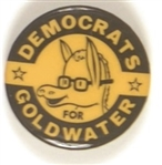Democrats for Goldwater