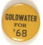 Goldwater for 68