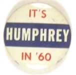 Its Humphrey in 60