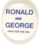 Reagan, Ronald and George