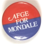 AFGE for Mondale