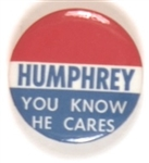 Humphrey You Know He Cares