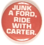 Junk a Ford, Ride With Carter
