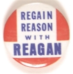 Regain Reason with Reagan