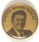 Reagan Gold Celluloid