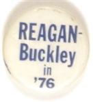 Reagan and Buckley in 76