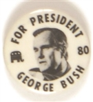 George Bush for President 1980