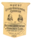 Cleveland-Stevenson 1892 New York Democratic Meeting
