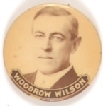 Woodrow Wilson Unusual Celluloid
