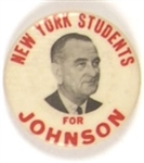 New York Students for Johnson White Version