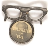 Goldwater Flasher Glasses