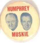 Humphrey-Muskie Floating Heads Jugate