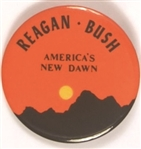 Reagan-Bush Americas New Dawn