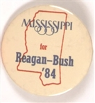 Mississippi for Reagan-Bush